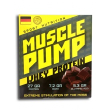 Протеин MusclePump Whey Protein 1000g